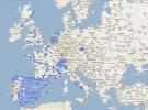 Más ciudades para Google Street View