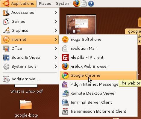 Chrome para Linux: no todo lo bueno que se esperaba