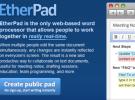 EtherPad será Open Source
