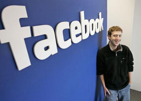 Facebook, el término del año en la red