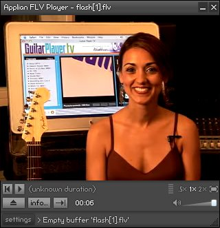 Reproduce vídeos de YouTube con FLV Player