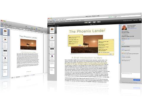¿Apple desarrollando una versión on-line de iWork?
