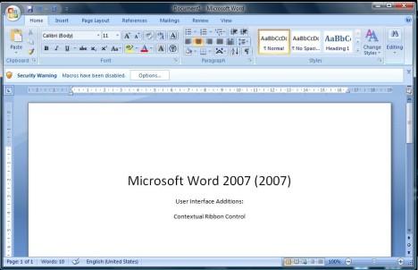 descargar el microsoft word 2007 gratis