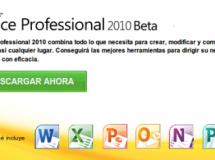 Office 2010 será lanzado en junio