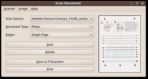 Simple Scan, sustituto para XSane en Ubuntu 10.04