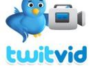 Twitvid, para compartir los vídeos en Twitter