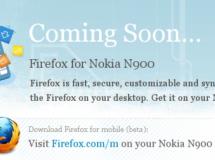 La RC3 de Firefox para Maemo disponible para descargar