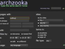 Realiza búsquedas avanzadas con SearchZooka