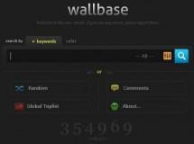Elige tu fondo de pantalla en Wallbase