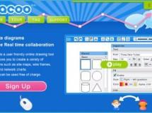 Cacoo, para crear diagramas en la red