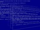 Parche de seguridad de Microsoft genera la famosa «pantalla de la muerte»
