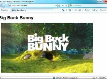 Plugin permite que Internet Explorer reproduzca vídeo en HTML5