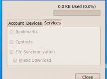 La Ubuntu One Music Store podría tener sincronización automática con la nube y con el escritorio