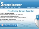 Screentoaster, para grabar screencasts