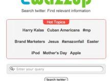 Twazzup, para estar al día en Twitter