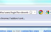 Google Chrome Extensions Manager: complemento para Firefox que permite ejecutar extensiones de Google Chrome