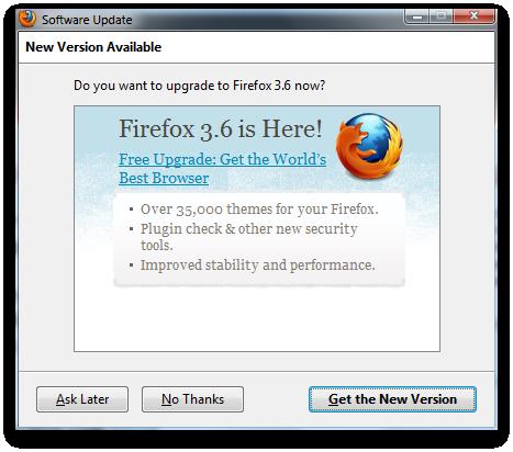 Firefoxupdate