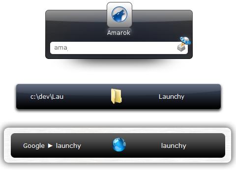 La beta de Launchy 2.5 tiene soporte para Mac OS X