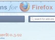 MeasureIt, una extensión de lo más simple para Firefox