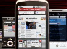 Opera Mini 5 y Opera Mobile 10 salen de beta