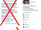 Rapportive, o cómo sustituir los anuncios de Gmail por información social de tus contactos