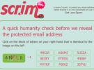 Scr.im, otro aliado en la lucha contra el spam