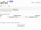 DocsPal, convierte tus archivos online