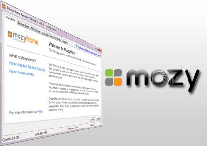 Mozy, tu backup online