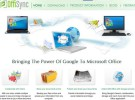 OffiSync, Google Docs y Microsoft Office juntos