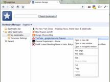 Disponible versión estable de Google Chrome 5 para Linux y Mac