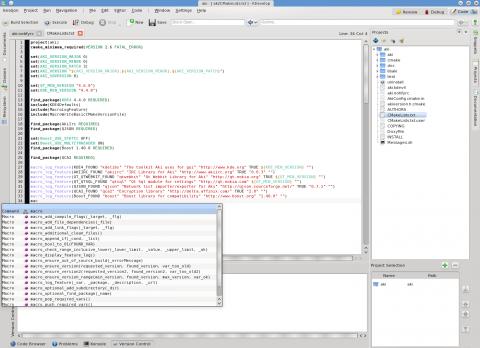 Liberado KDevelop 4.0, con jugosas novedades