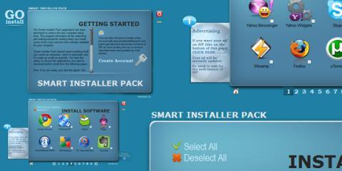 Smart Installer Pack: eficiente instalador de aplicaciones para después de formatear