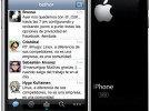 La aplicación oficial de Twitter para el iPhone ya se puede descargar