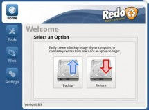 Realiza fácilmente copias de seguridad con Redo Backup and Recovery