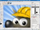 GIMP 2.7.1 viene en ventana única