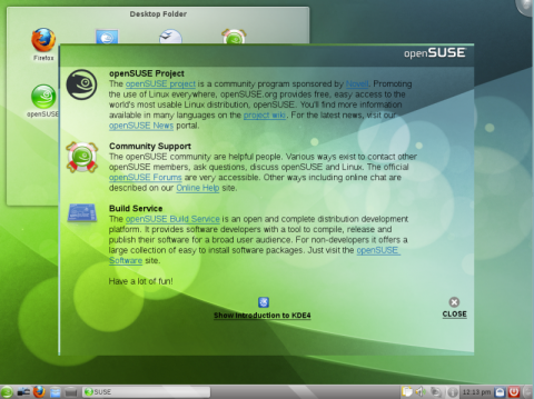 openSUSE11.3