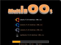 Multiboot: crea memorias USB multiarranque desde Ubuntu