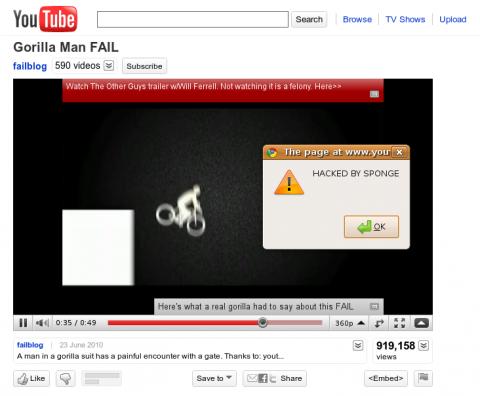 Hackean Youtube, el objetivo fue Justin Beiber
