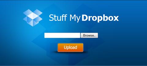 Dropbox Uploader: permite que otros suban archivos a tu cuenta de Dropbox