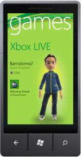 Xbox Live Phone