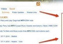 Bing ahora te recomienda a quién seguir en Twitter y Facebook