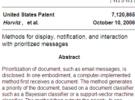 La Priority Inbox de Gmail no es nueva: Microsoft patentó algo así hace tiempo