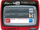 YouTube realiza experimentos de streaming en vivo
