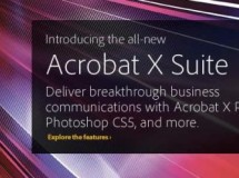 Adobe presenta Acrobat X y Reader para Windows Phone 7 y BlackBerry Tablet OS