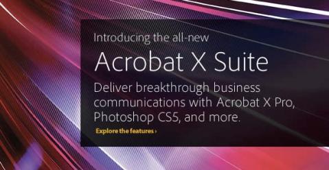 Adobe presenta Acrobat X y Reader para Windows Phone 7 y BlackBerry Tablet OS
