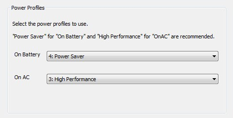 Aerofoil, o cómo extender la energía de la batería de cualquier laptop