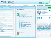 Audiogalaxy se reinventa, ahora permite escuchar tu música remotamente