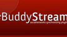 Disponible la beta del plugin BuddyStream