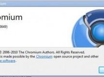 Aparece Chromium 9