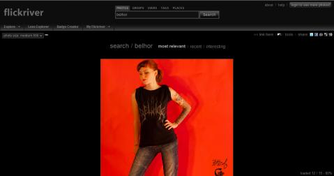 Flickriver: una manera más divertida para ver fotografías de Flickr